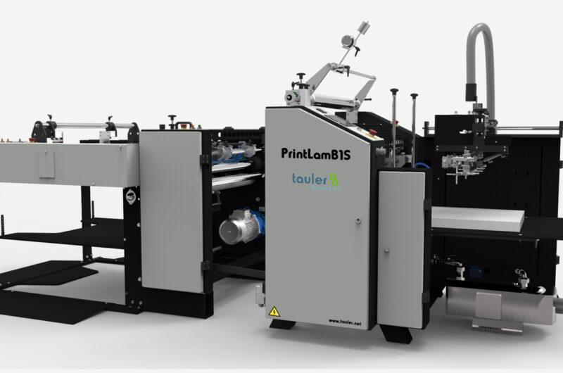 TAULER Automatic Laminating MachinePrintLamB1S